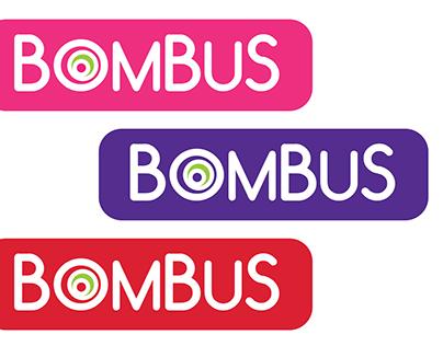 Development of brand for juice Bombus