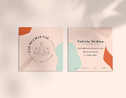 Visual identity & Social Media / Las Muchas Val