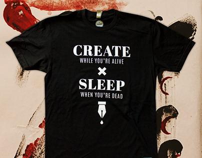 Sleep When You're Dead