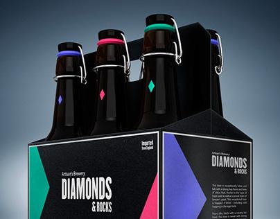 Diamonds & Rocks - Artisan's Brewery