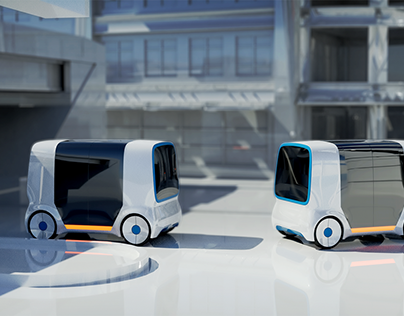 POD : Autonomous Vehicle