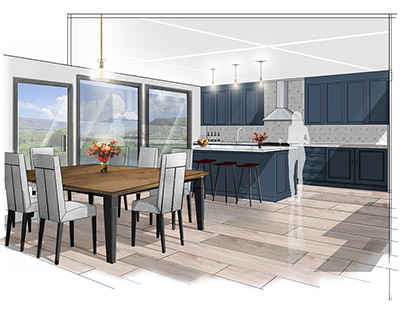 Residential project-Kitchen