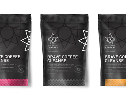 Coffee branding & packaging