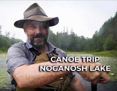 Canoe Trip in Noganosh