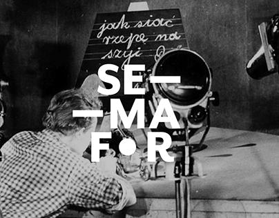 SE-MA-FOR Muzeum Animacji | museum identity