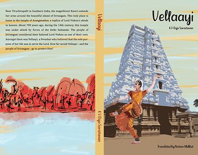 Vellaayi - Book Cover Design