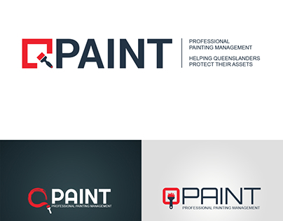 QPAINT logo proposals