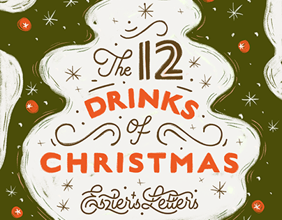 The 12 Drinks of Christmas