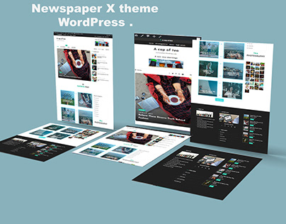 WordPress theme customization | Newspaper X ✨