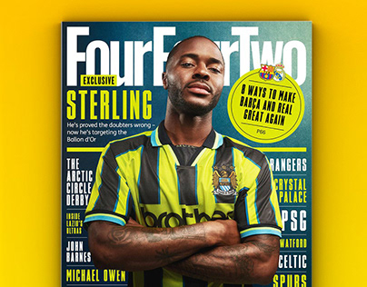 Raheem Sterling | Four Four Two