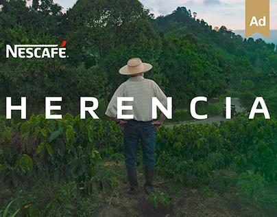 NESCAFÉ ® Herencia - Campaña Masterbrand