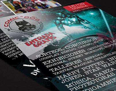 ComicDog Diseños