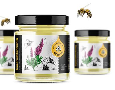 BEELETO - Mountain Honey