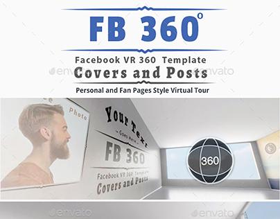 Facebook 360 Tour Mock-up