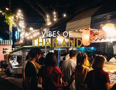 VIBES OF THAILAND