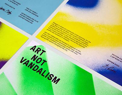 Art Not Vandalism