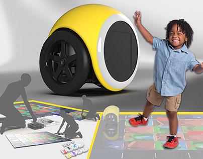"educational robot ""BOT'ANIC"""