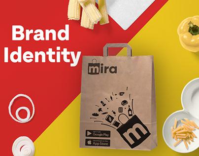 mira brand design.