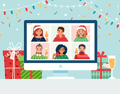 Christmas Party online