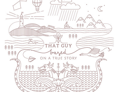 That Guy EP artwork design