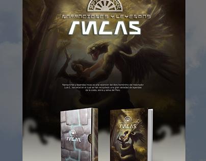Libro ilustrado: Narraciones y Leyendas Incas