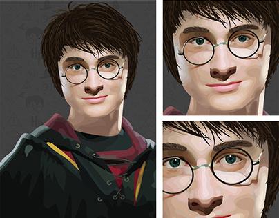Harry Potter Vector Illustration