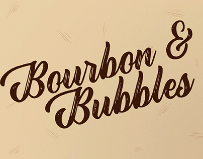 2018 Bourbon & Bubbles pitchy