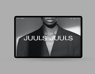 JJ | website design