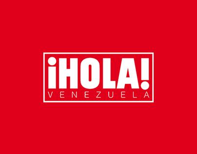 Audiovisual: HOLA Venezuela