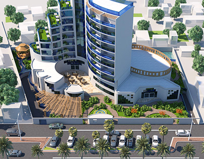 Hotel - Graduation Project