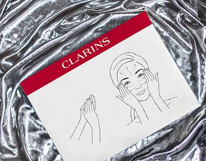 Clarins & My Blend