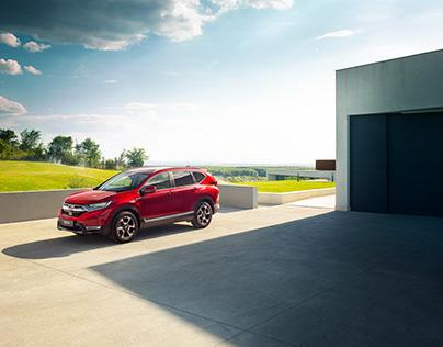 Honda CR-V Hybrid [Commercial]