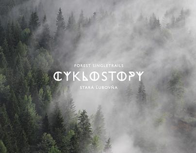 CYKLOSTOPY motion graphic