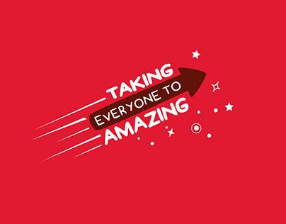 Virgin Trains - Taking Everyone to Amazing