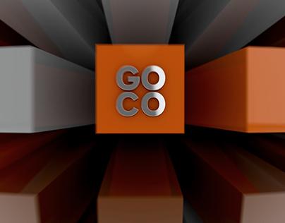 GoCo Brand Ident