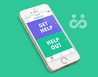 Workit | Get Help, Help Out App
