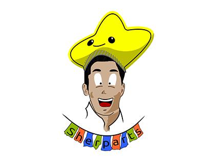 Sherparts Logo