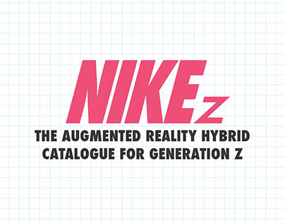 Nike Augmented Reality Hybrid Catalogue