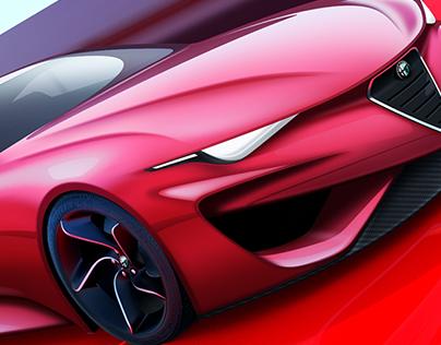 Alfa Romeo - Linna