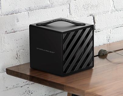 OFF-WHITE Speaker Concept