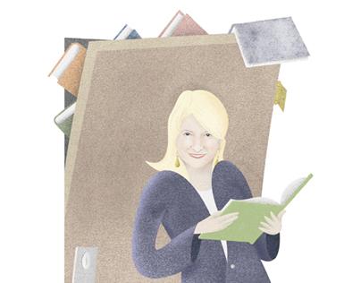 Martha Stewart for Surface Magazine