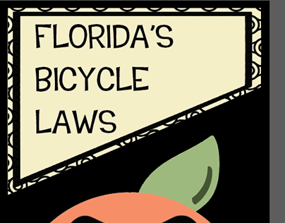 Florida's Bicycle Laws Brochure