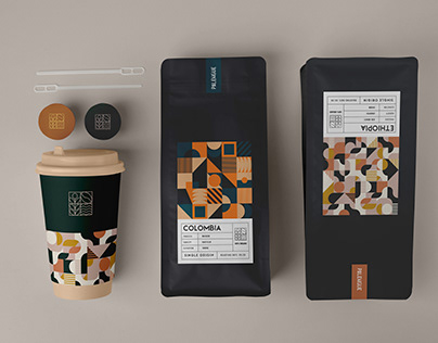 PALENGUE - Concept packaging