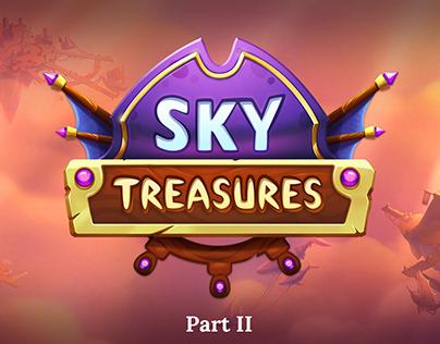 Sky Treasures - 3D/UI