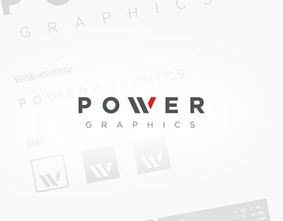 Power Graphics | Brand Identity