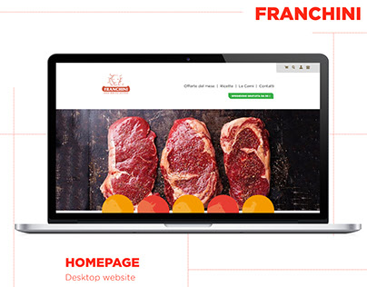 Franchini- website restyle