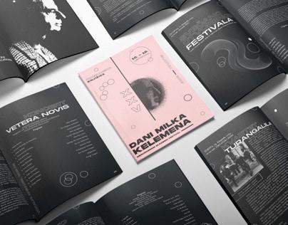 Music Festival Branding - DMK