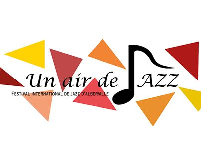 Un air de Jazz - projet étudiant