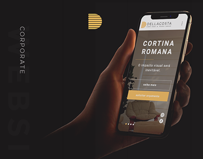 DellaCosta - Branding Identity | UI/UX Website