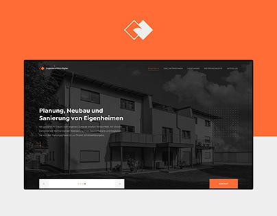 Ingenieurbüro Apler | Branding + Website